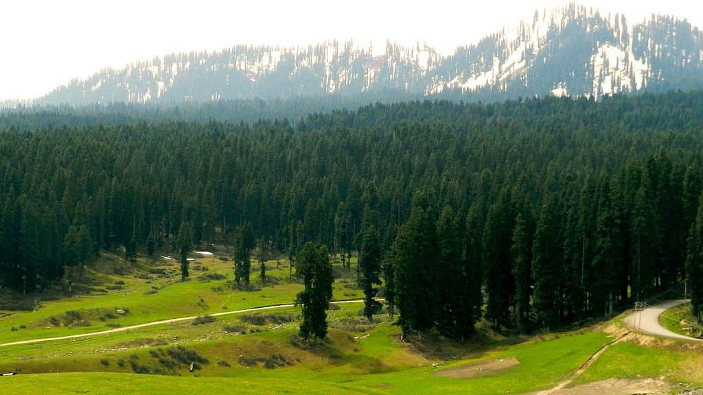 Tourist Places in Jammu and Kashmir in Hindi