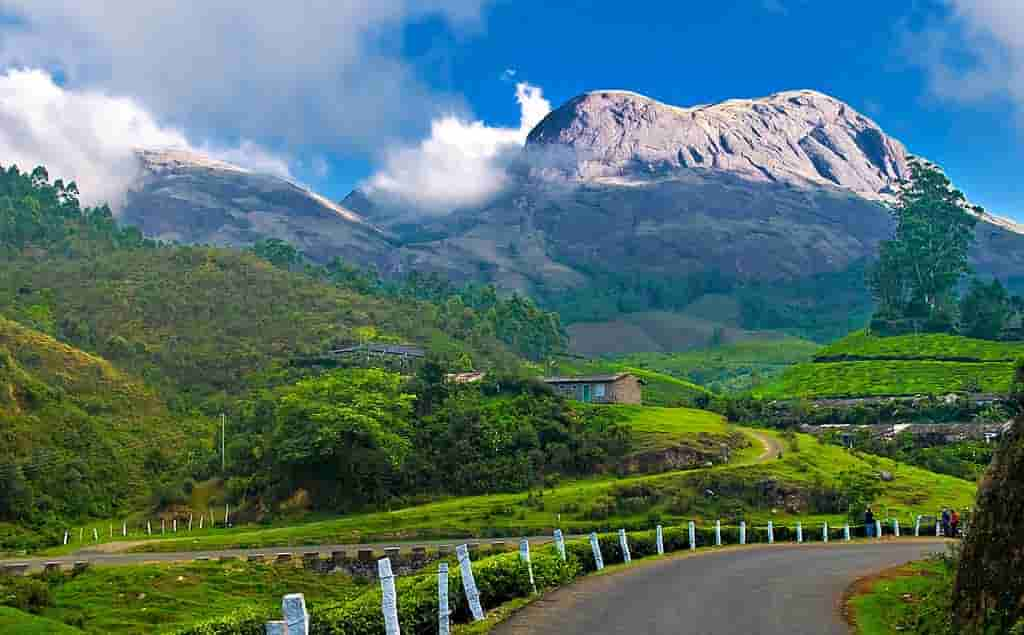 Tourist Places in Munnar in Hindi