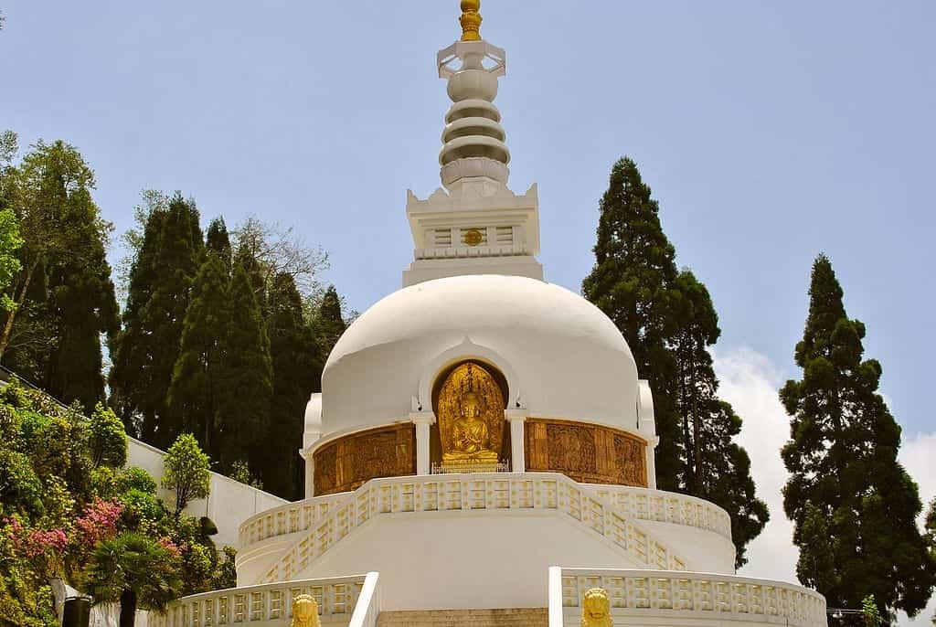 Japanese Temple, Darjeeling