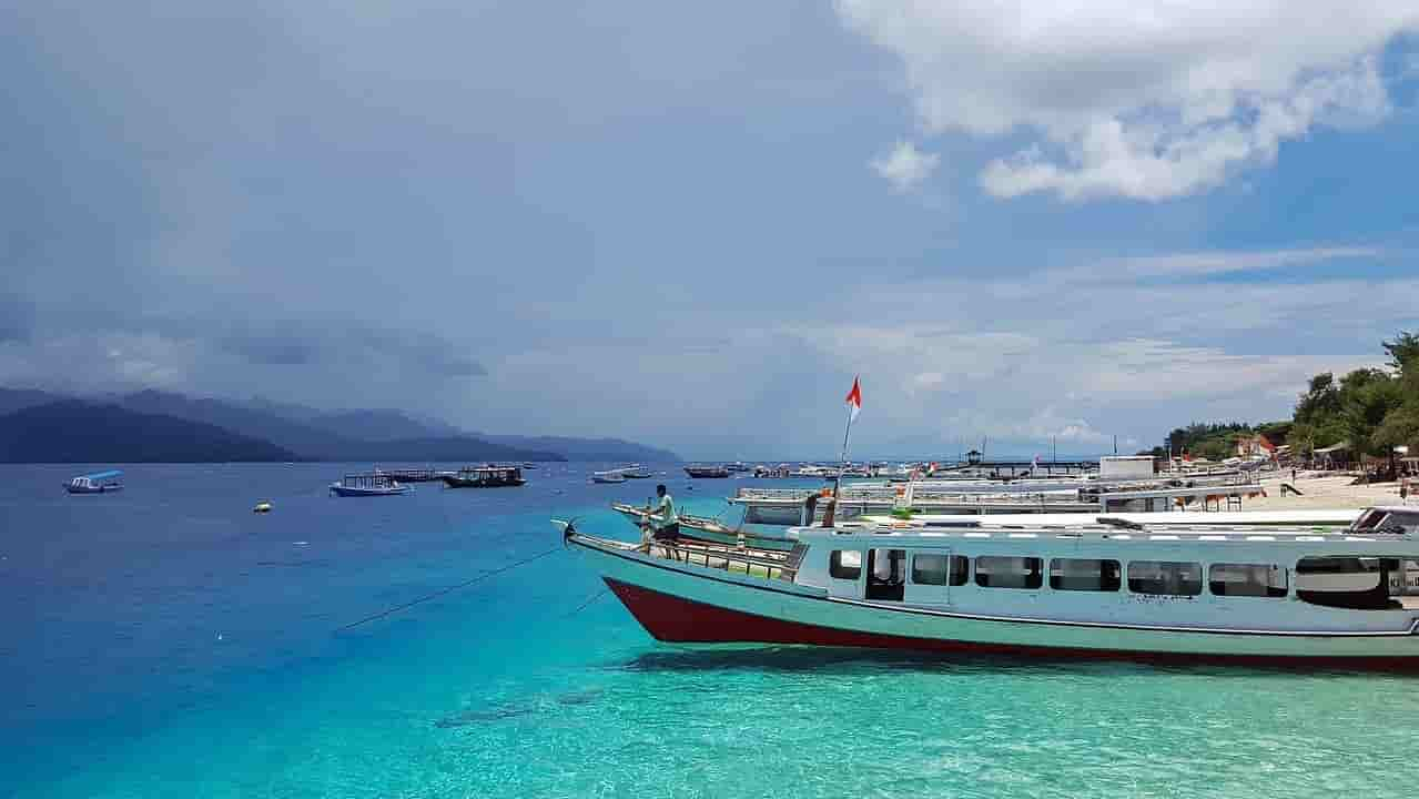 Tourist Places in Indonesia in Hindi, Gili Islands