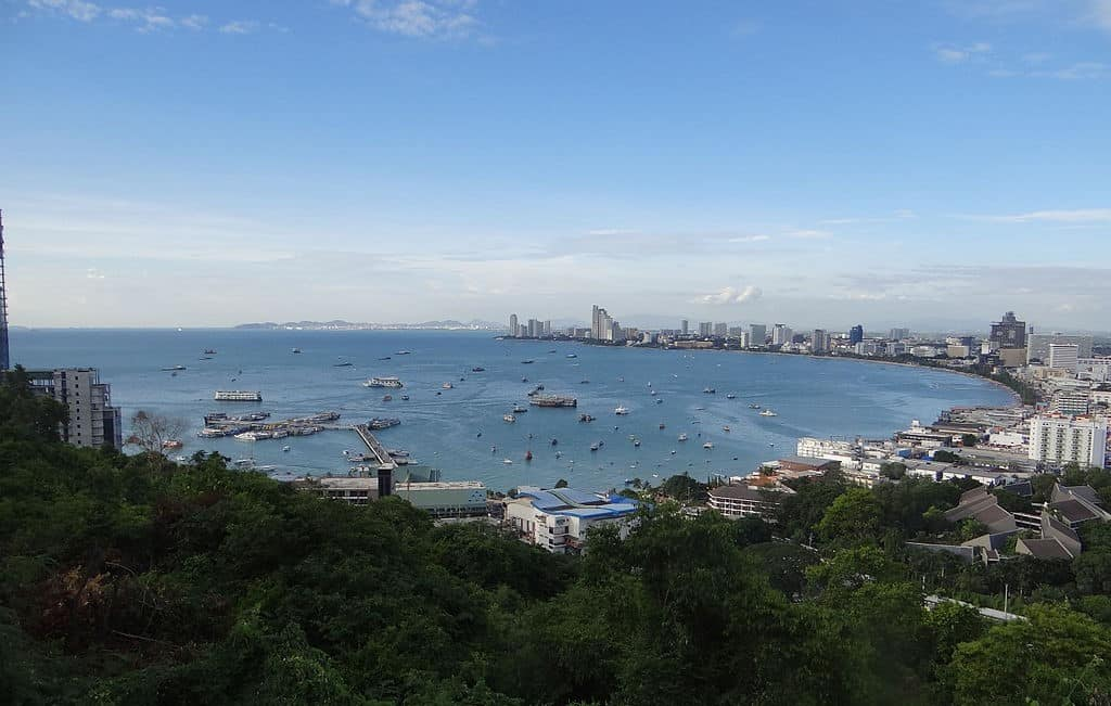 Tourist Places in Thailand in Hindi, Pattaya