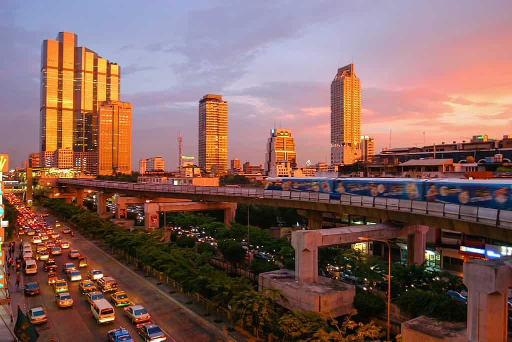 Tourist Places in Thailand in Hindi, bangkok