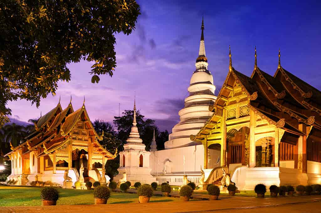 Tourist Places in Thailand in Hindi, Chiang Mai