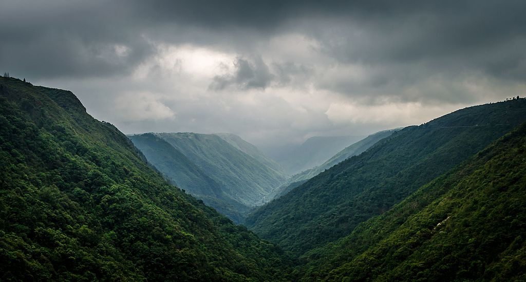 Meghalaya Tourism in Hindi