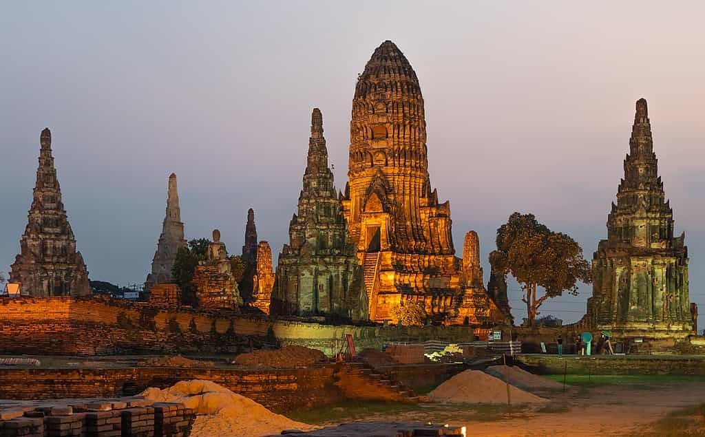 Tourist Places in Thailand in hindi