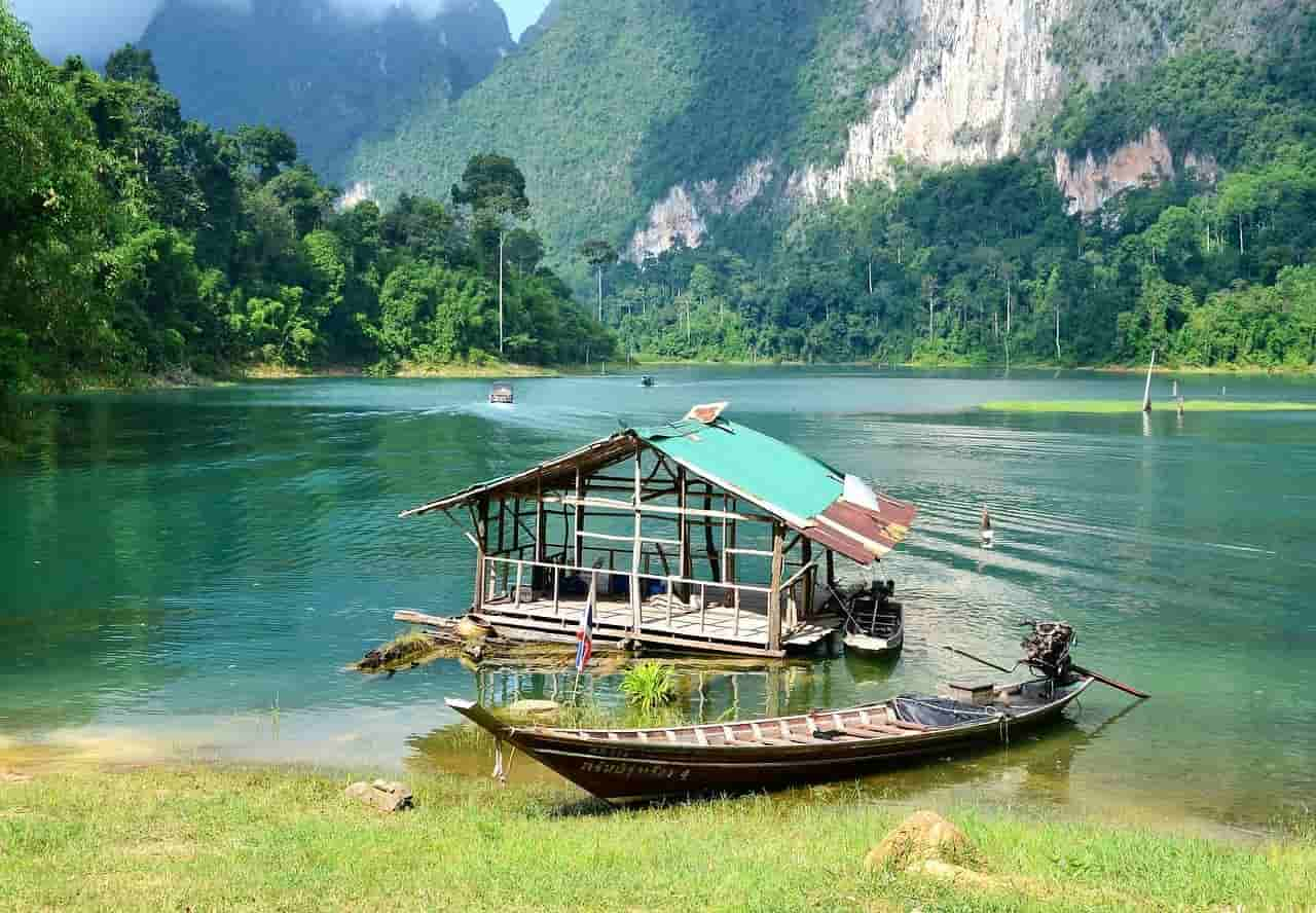 Famous Place in Thailand, Surat Thani