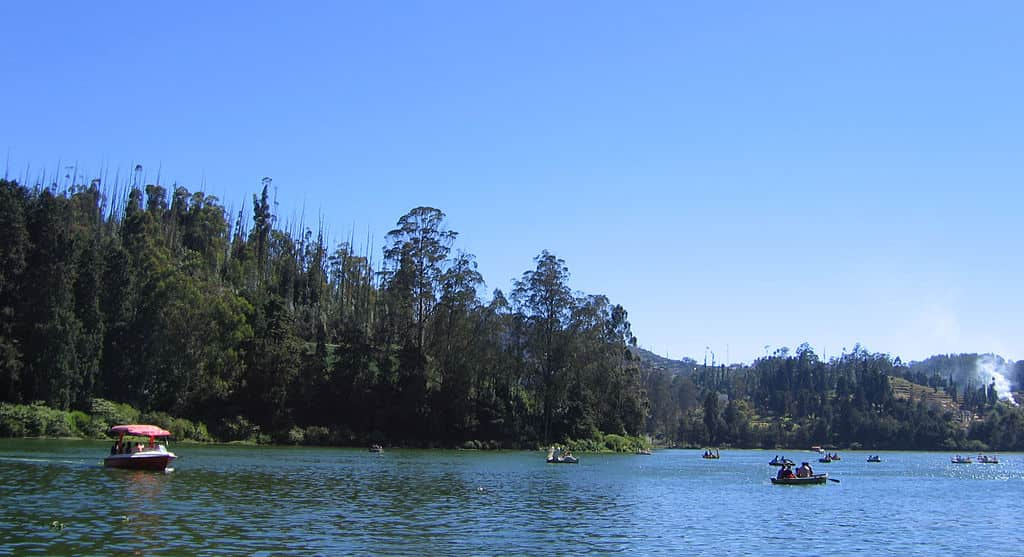 Tourist Places in Ooty in Hindi, Ooty lake