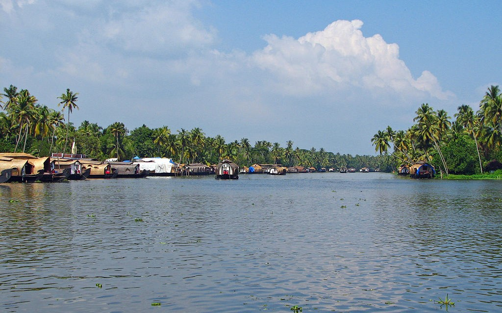 Kerala Tourist Places in Hindi, Alleppey