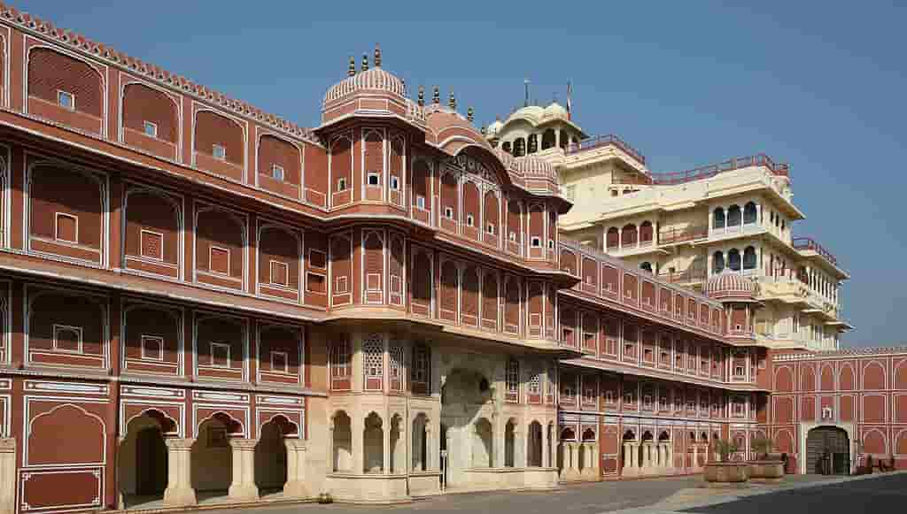 Tourist Places in Jaipur in Hindi, City Palace